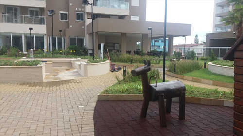 ref.: 66 - apartamento em itanhaém, no bairro centro - 3 dormitórios