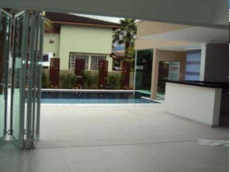 ref.: 66 - casa condomínio fechado em bertioga, no bairro hanga roa - 4 dormitórios