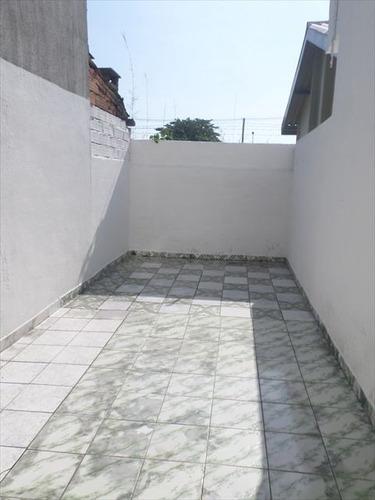 ref.: 660600 - casa condomínio fechado em praia grande, no bairro ocian - 1 dormitórios