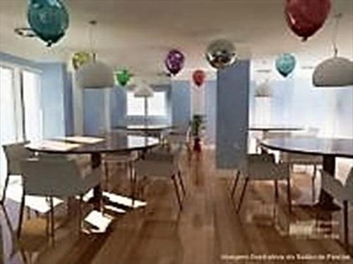 ref.: 663 - apartamento em praia grande, no bairro caicara - 2 dormitórios