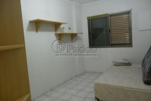 ref.: 663 - apartamento em praia grande, no bairro forte - 2 dormitórios