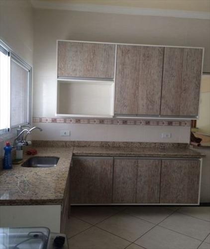 ref.: 663800 - casa em praia grande, no bairro sitio do campo - 3 dormitórios