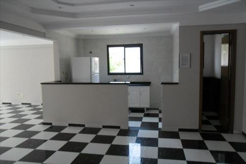 ref.: 664 - apartamento em praia grande, no bairro forte - 2 dormitórios
