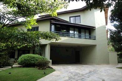 ref.: 665 - casa condomínio fechado em sao paulo, no bairro morumbi - 4 dormitórios