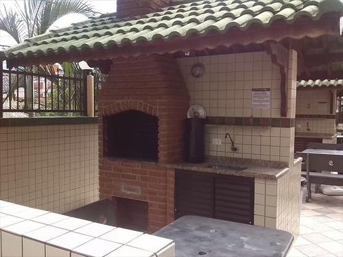 ref.: 66601 - apartamento em praia grande, no bairro tupi - 1 dormitórios