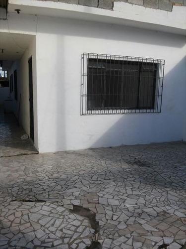 ref.: 667500 - casa em praia grande, no bairro sitio do campo - 2 dormitórios