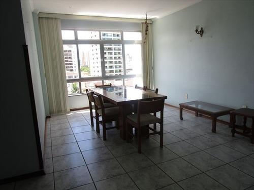 ref.: 6696 - apartamento em santos, no bairro ponta da praia - 3 dormitórios