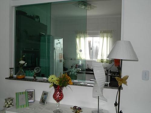 ref.: 671000 - casa em sao vicente, no bairro vila cascatinha - 3 dormitórios