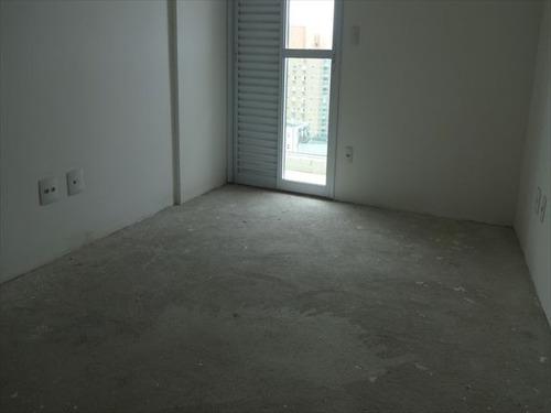 ref.: 6767 - apartamento em santos, no bairro gonzaga - 3 dormitórios