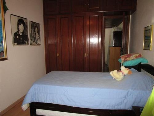 ref.: 6788 - apartamento em santos, no bairro aparecida - 2 dormitórios