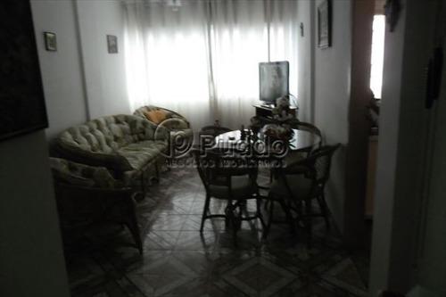 ref.: 679 - apartamento em praia grande, no bairro forte - 2 dormitórios