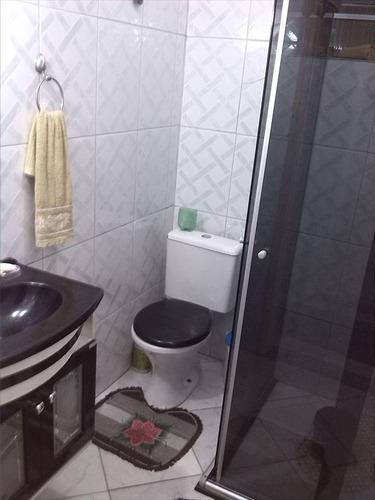 ref.: 67901 - casa em praia grande, no bairro ocian - 2 dormitórios