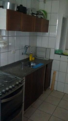 ref.: 68 - apartamento em praia grande, no bairro canto do forte - 2 dormitórios