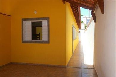 ref.: 68206 - casa em mongagua, no bairro agenor de campos - 3 dormitórios