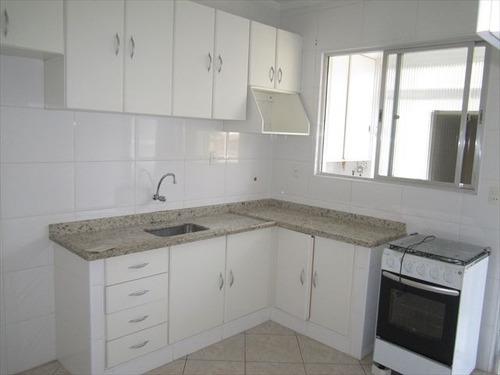 ref.: 6835 - apartamento em santos, no bairro boqueirao - 3 dormitórios