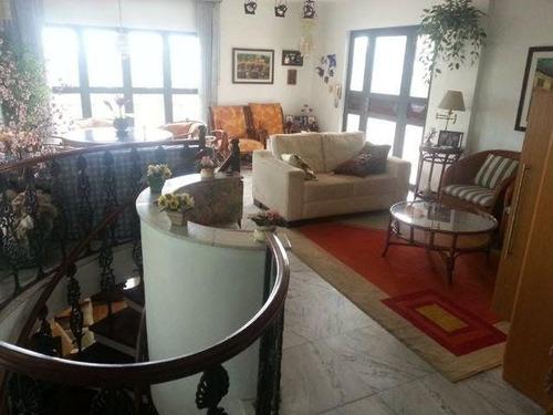 ref.: 6846 - apartamento em santos, no bairro ponta da praia - 4 dormitórios