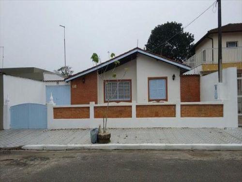 ref.: 685200 - casa em praia grande, no bairro florida - 3 dormitórios