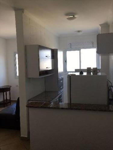 ref.: 685500 - apartamento em praia grande, no bairro tupi - 1 dormitórios