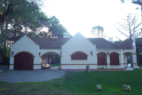 ref: 691 - casa en alquiler, pinamar, zona: norte tennis ranch