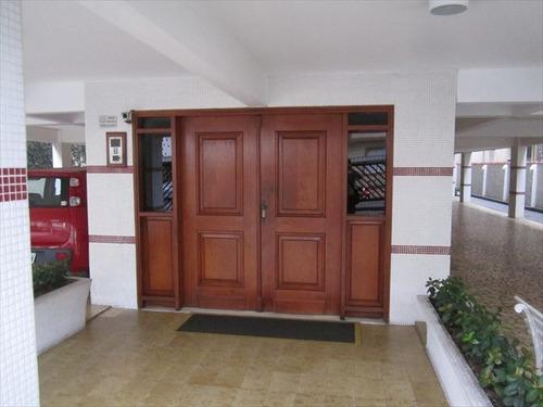 ref.: 6925 - apartamento em santos, no bairro boqueirao - 3 dormitórios