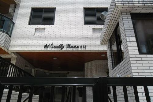 ref.: 693 - apartamento em praia grande, no bairro forte - 2 dormitórios