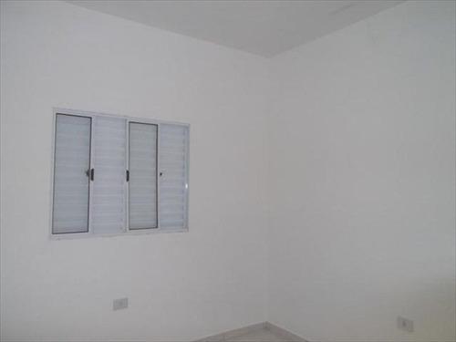ref.: 693 - casa em itanhaem, no bairro gaivota - 2 dormitórios