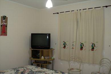 ref.: 69600 - apartamento em praia grande, no bairro vila caicara - 2 dormitórios