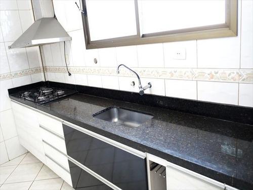 ref.: 6968 - casa em santos, no bairro macuco - 3 dormitórios