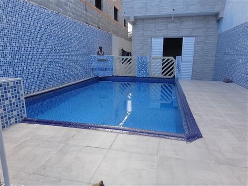 ref.: 698 - casa em praia grande, no bairro samambaia - 3 dormitórios