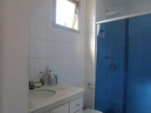 ref.: 6993 - apartamento em santos, no bairro encruzilhada - 2 dormitórios