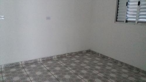 ref.: 7 - casa em itanhaém, no bairro jardim magalhães - 2 dormitórios