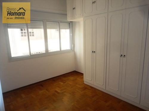 ref.: 7012 - apartamento em sao paulo, no bairro higienopolis - 2 dormitórios