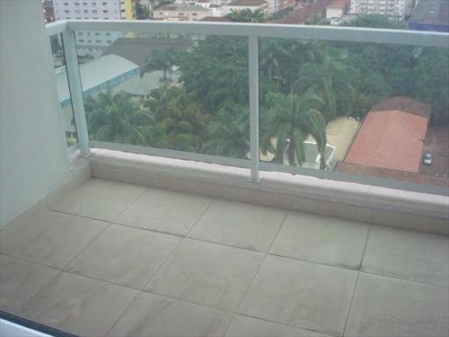ref.: 7021 - apartamento em santos, no bairro boqueirao - 2 dormitórios
