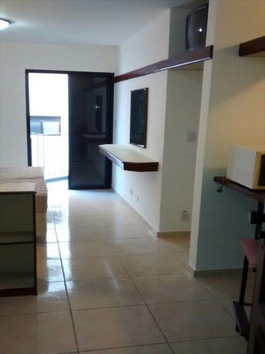 ref.: 7038 - apartamento em sao vicente, no bairro centro - 1 dormitórios