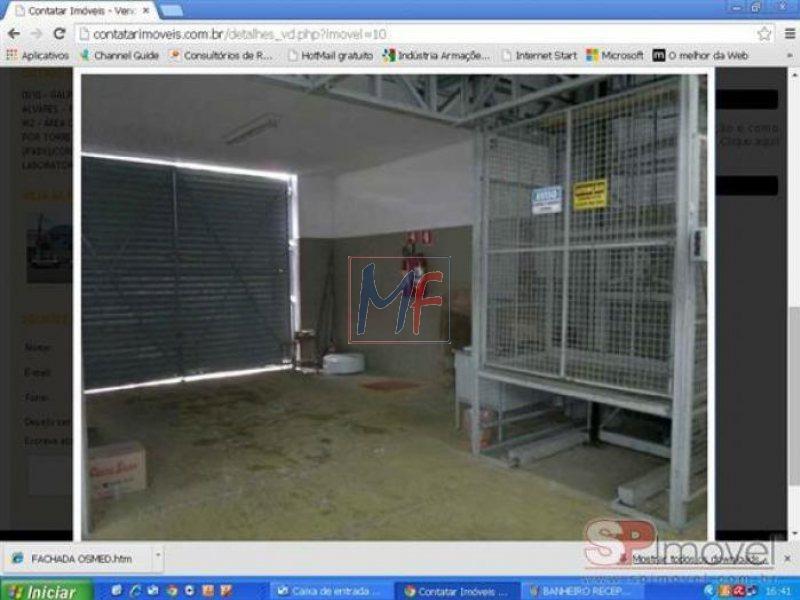 ref 7049 - galpão com 3 pisos , 1.100 m2 a.c. , prox. eng.caetano alvares imirim - 7049
