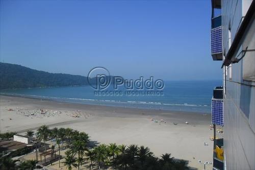 ref.: 705 - apartamento em praia grande, no bairro forte - 2 dormitórios