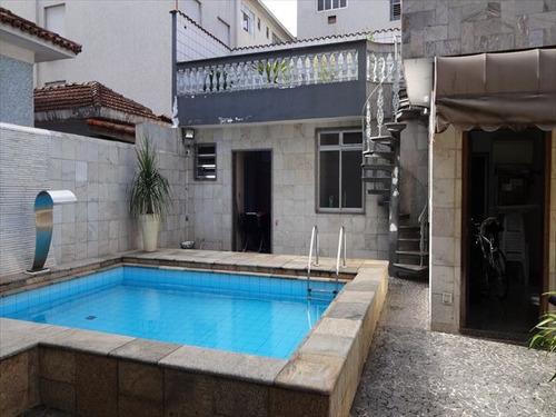 ref.: 7058 - casa em santos, no bairro boqueirao - 3 dormitórios
