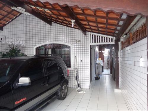 ref.: 706 - casa em praia grande, no bairro maracana - 1 dormitórios