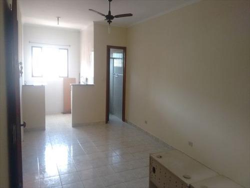 ref.: 708 - apartamento em praia grande, no bairro caicara - 1 dormitórios