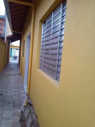 ref.: 70801 - casa em praia grande, no bairro melvi - 2 dormitórios