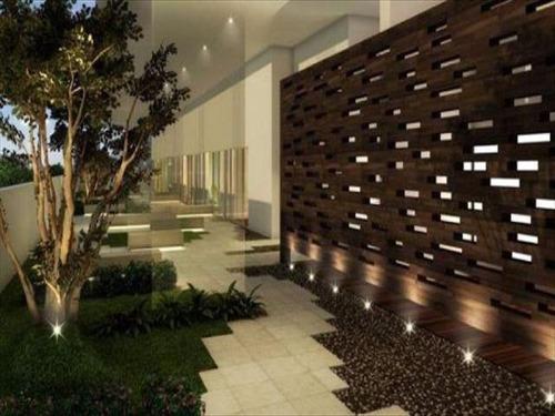 ref.: 7086 - apartamento em santos, no bairro gonzaga - 1 dormitórios