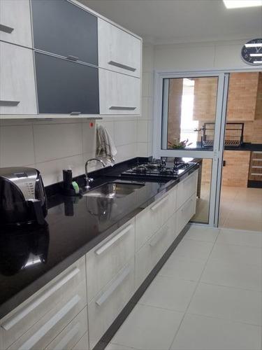 ref.: 7092 - apartamento em santos, no bairro gonzaga - 3 dormitórios