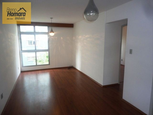 ref.: 7092 - apartamento em sao paulo, no bairro higienopolis - 1 dormitórios
