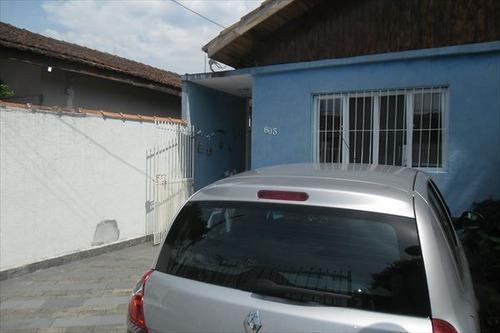 ref.: 710 - casa em praia grande, no bairro forte - 2 dormitórios