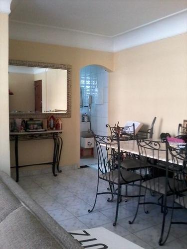 ref.: 7100 - apartamento em santos, no bairro pompeia - 1 dormitórios