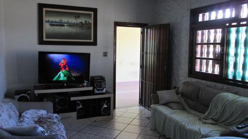 ref.: 7100 - casa em itanhaém, no bairro vl nova itanhaém - 4 dormitórios