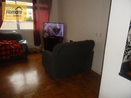 ref.: 7121 - apartamento em sao paulo, no bairro santa cecilia - 2 dormitórios