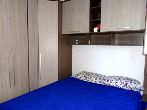 ref.: 713 - apartamento em praia grande, no bairro canto do forte - 2 dormitórios