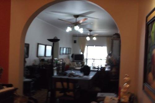 ref.: 713 - apartamento em praia grande, no bairro forte - 3 dormitórios