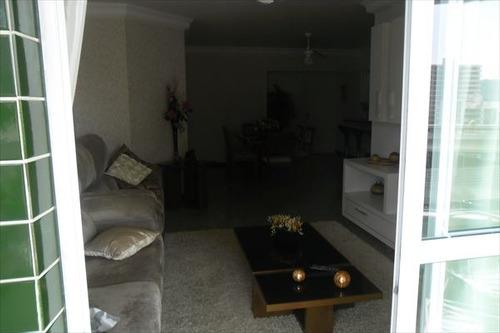 ref.: 714 - apartamento em praia grande, no bairro forte - 3 dormitórios